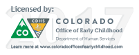 Colorado Licensing Logo